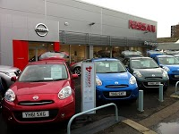 Pentagon Huddersfield Nissan and Fiat 562725 Image 0